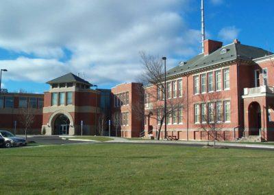 East Hartford Public Safety Complex