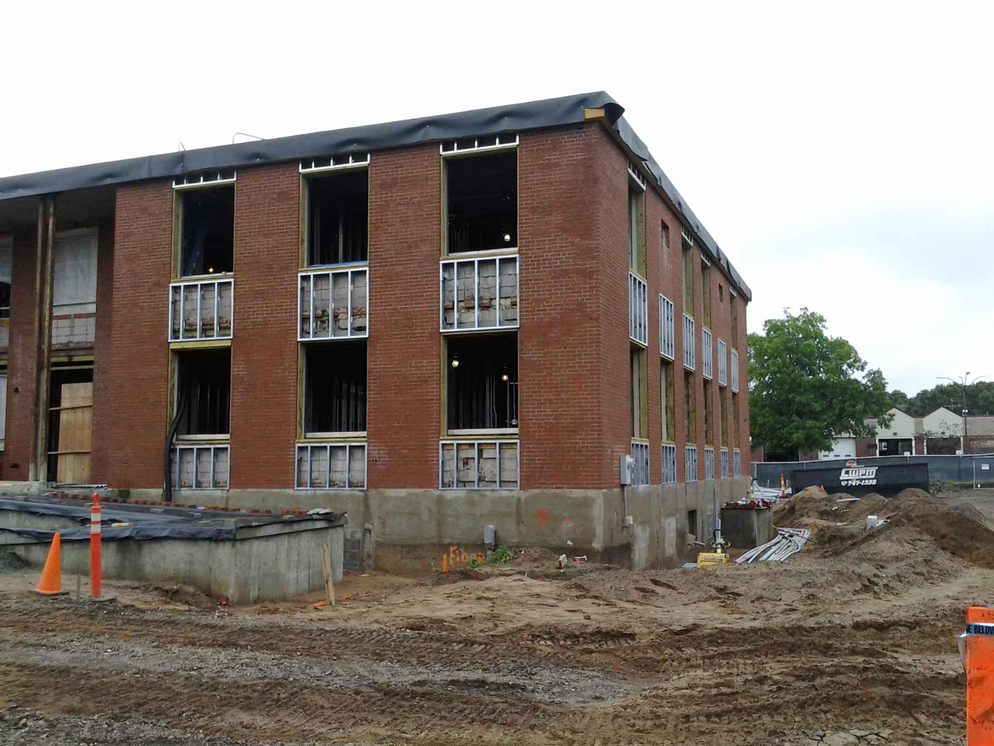 CSA_North Haven PD_Construction Progress 2