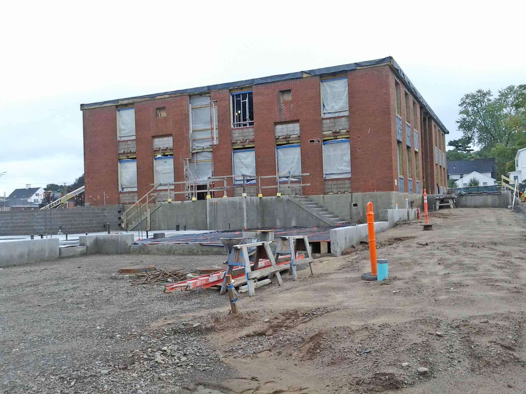 CSA_North Haven PD_Construction Progress 5